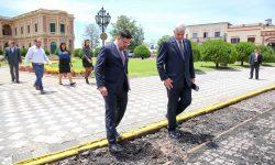 SNC y MOPC trabajarán para la restauración y la puesta en valor del Palacio de López y su entorno imagen