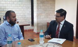 SNC y MADES coordinarán acciones para las actividades de las Comisiones del Sesquicentenario y Vapor Cué imagen