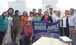 Artistas de Argentina y Chile visitaron la Secretaría Nacional de Cultura imagen