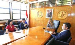 Cultura y MIC delinean acciones para la organización del primer Mercado de Industrias Creativas del Paraguay (MICPY) imagen