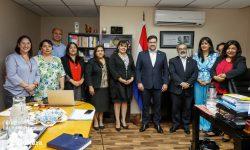 MEC y Cultura aúnan esfuerzos para la implementación del Plan Nacional de Lectura imagen