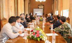SNC presentó el proyecto de intervención para la puesta en valor del Palacio de López y su entorno imagen