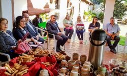 SNC articulará acciones con gestores culturales de Central imagen