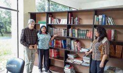 SNC realizó relevamiento de bibliotecas públicas de Misiones e Itapúa imagen