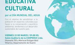 SNC conmemorará el Día Mundial del Agua imagen