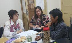 """Con apoyo de la SNC se presentará el libro """"Saberes Ancestrales"""" de la botánica Mbya Guaraní imagen"""