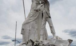 Cultura encabezará la restauración del monumento a las Residentas imagen