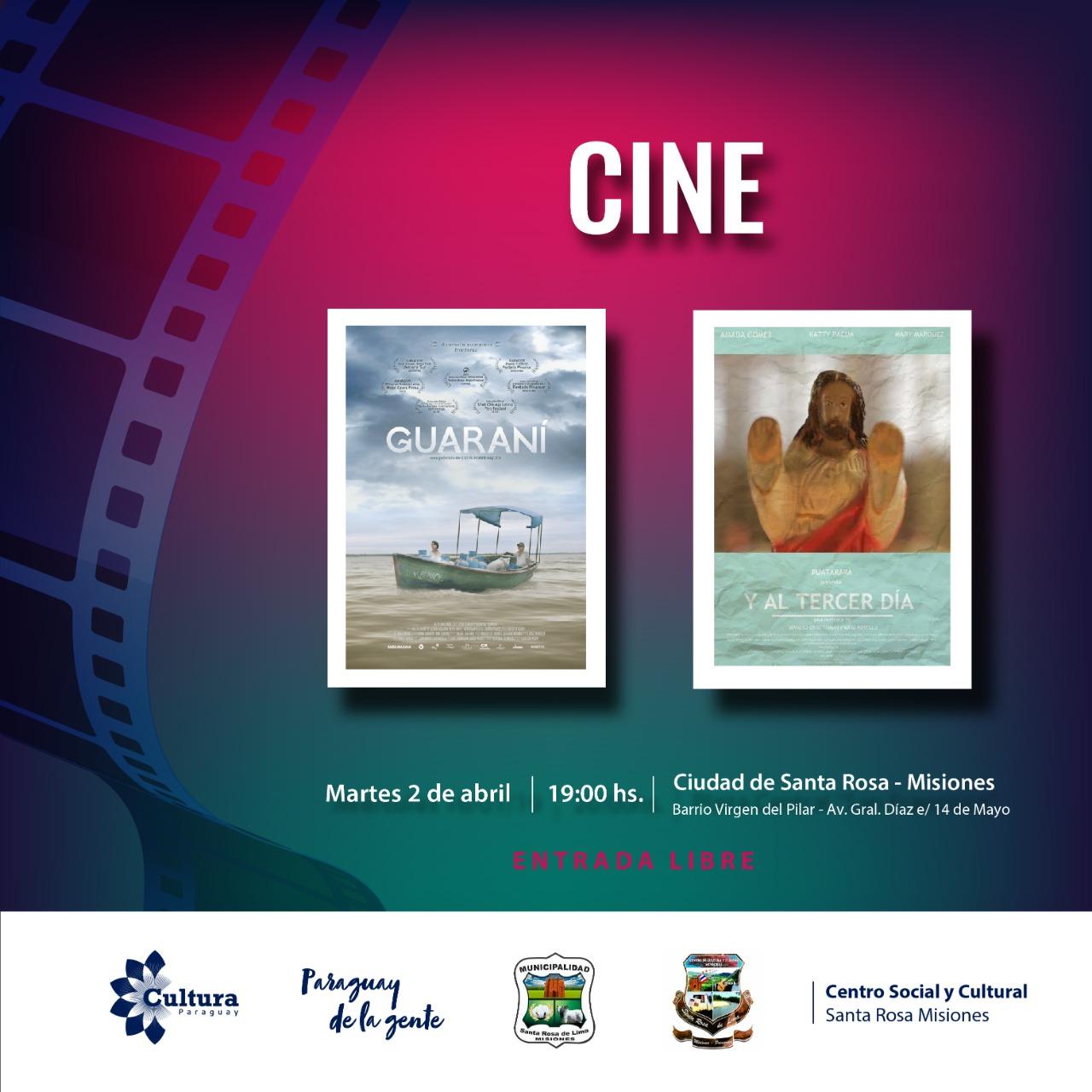 La muestra de cine nacional llega a los espacios públicos de Misiones imagen