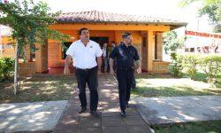 Ministro Capdevila visitó sitios históricos y patrimoniales de Yby Yaú imagen