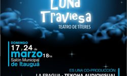 "Presentarán obra ""Luna Traviesa"" en Itauguá imagen"