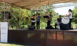 Secretaría de Cultura apoya el primer festival del Ykuá Timbó imagen