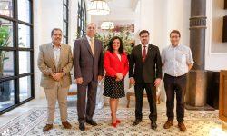 Impulsarán acciones para salvaguardar edificios patrimoniales de calle Palma imagen