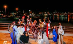"""Jornada cultural """"Viví la Semana Santa"""" brindó espectáculos culturales en la Costanera de Asunción imagen"""