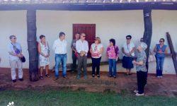 Delegación Suiza en Paraguay realiza circuito turístico cultural imagen
