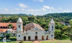Comitiva técnica de la SNC verifica daños en la iglesia de Paraguarí imagen