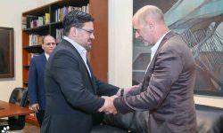 Impulsarán proyectos de cooperación cultural entre Suiza y Paraguay imagen