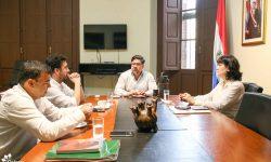 Especialista argentino se reúne con diversos sectores vinculados a la economía creativa del Paraguay imagen