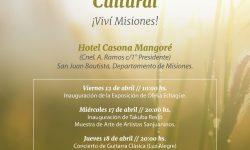 La SNC organiza la Semana Santa Cultural en Misiones imagen