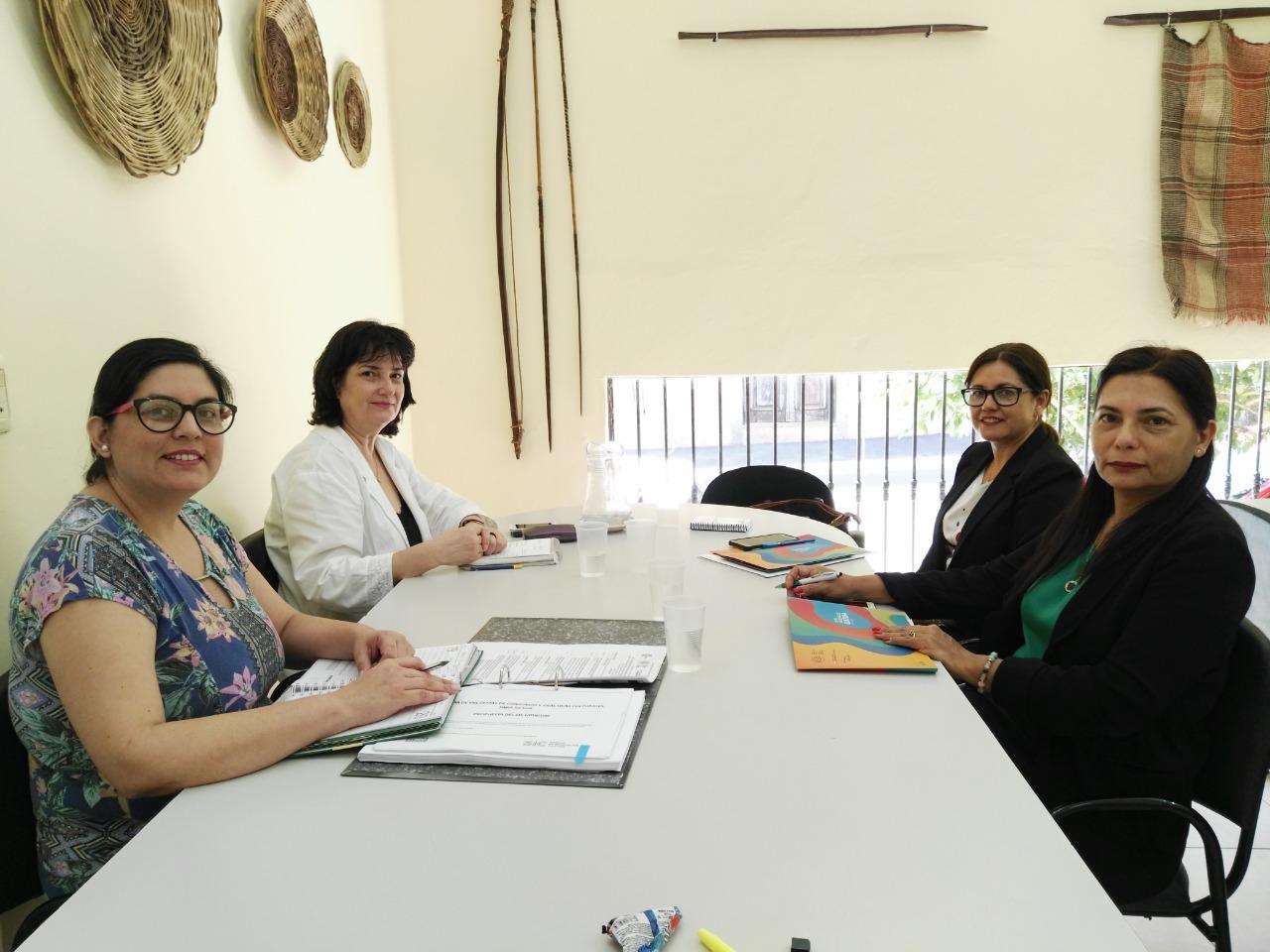 Coordinan acciones para el desarrollo de estadísticas culturales del país imagen