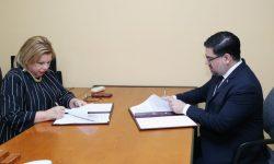 SNC y Ministerio de la Mujer cooperarán en favor de las mujeres del sector cultural imagen