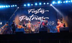 Masiva participación popular en Fiestas Patrias 2019 imagen