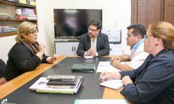 SNC y Centro Garófalo buscan estrechar relaciones en favor de la cultura gastronómica paraguaya imagen