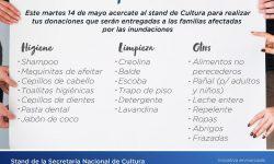 La SNC se adhiere a la campaña de recolección de víveres para familias paraguayas damnificadas imagen
