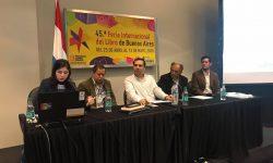Paraguay mostró su valoración por el Año Internacional de las Lenguas Indígenas en la 45ª Feria Internacional del Libro de Buenos Aires imagen