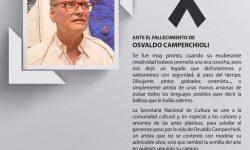 Osvaldo Campercholi Q.E.P.D. imagen