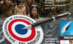 Encuentro de Escritores del Mercosur se realizará en Asunción y Yaguarón imagen