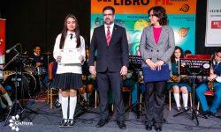 Alumna de Villarrica fue ganadora del concurso juvenil literario de colegios salesianos del país imagen
