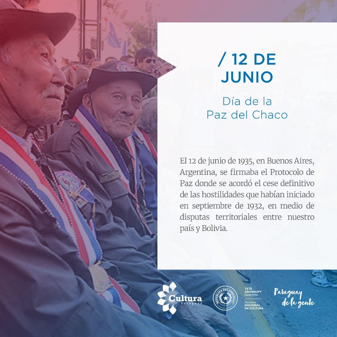 Paz del Chaco imagen
