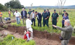 Avanzan trabajos arqueológicos en el histórico Campamento Cerro León imagen
