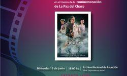 """SNC proyectará """"La Redención"""" por el día de la Paz del Chaco imagen"""