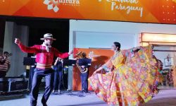Expo 2019: El audiovisual nacional y el folclore fueron protagonistas del stand de la SNC