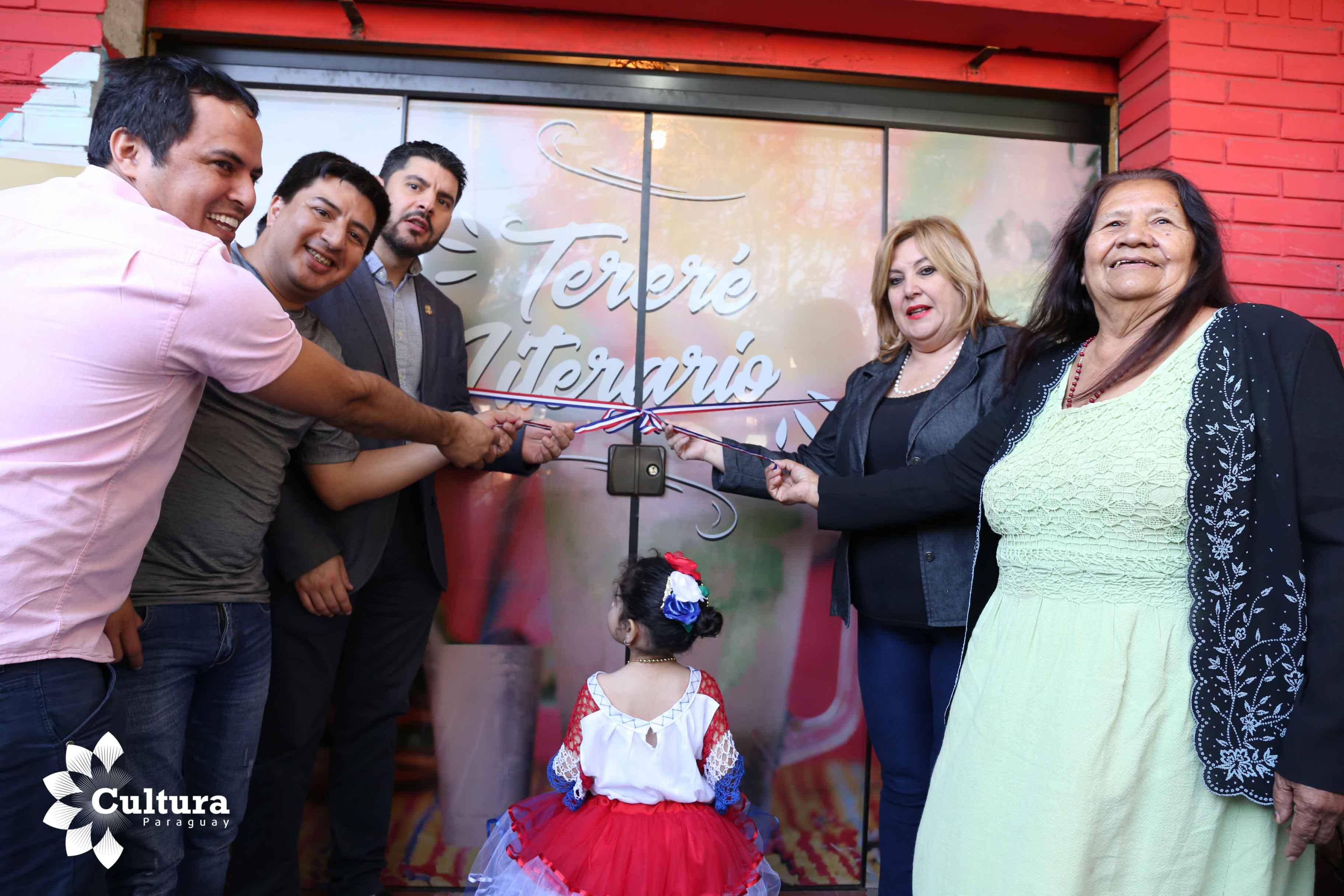 En Día Nacional del Poha Ñana, inauguran Tereré literario y celebran declaración de la SNC al Carrulim como PCI imagen