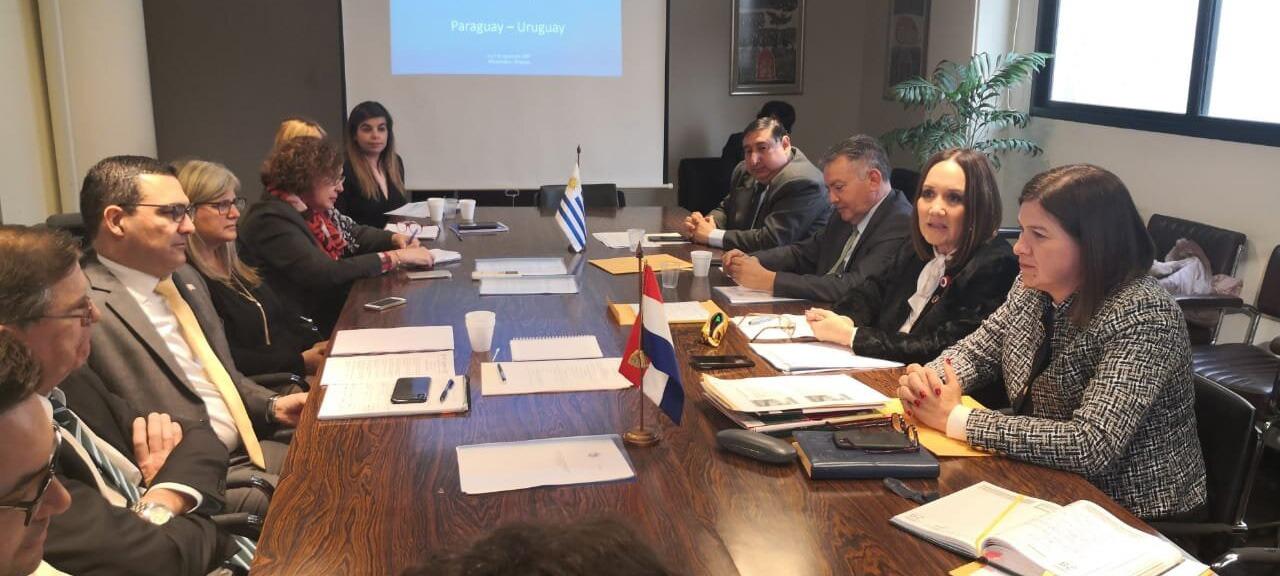 Paraguay y Uruguay aprueban cooperación bilateral para proyecto de equidad racial e inclusión social de afrodescendientes paraguayos imagen