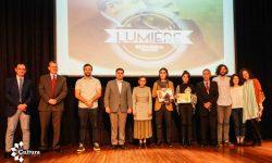 Realizaron acto de premiación del Premio Lumière en la Alianza Francesa