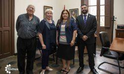 Proyectan apertura de biblioteca en Loma Tarumá imagen