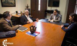 Presentan avances de obras del Museo Guaraní Jesuítico