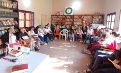Capacitan a dinamizadores de lectura en los departamentos de Boquerón e Itapúa imagen