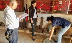 SNC capacita sobre inventario del acervo patrimonial del Museo histórico de Piribebuy