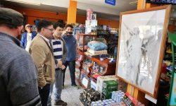 Reconocen a comercios de Benjamín Aceval adheridos al proyecto Arte Para el Pueblo