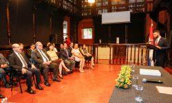 Cancillería entregó al Archivo Nacional recopilación de documentos diplomáticos entre Paraguay y España 1845-1882