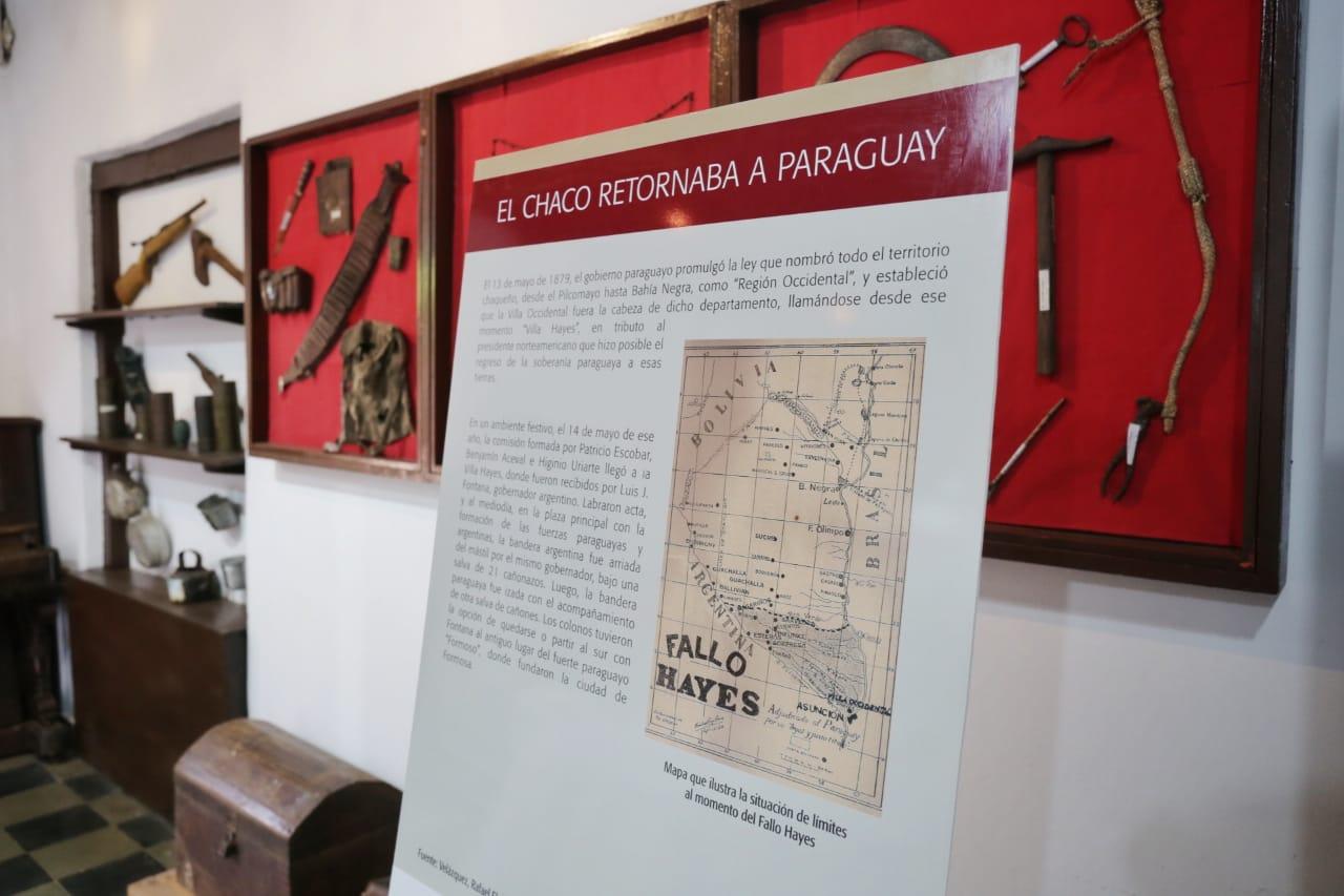Muestra itinerante sobre la Guerra Grande es declarada de interés turístico nacional por la SENATUR imagen