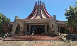 Presentan proyecto para declarar de interés cultural el Santuario de la Divina Misericordia de Areguá imagen