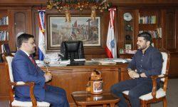 La SNC y la Municipalidad de Asunción reafirmaron cooperación imagen