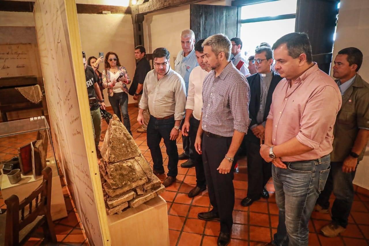 Misiones: Inauguran oficialmente restauración de iglesia San Francisco Solano de Yabebyry imagen