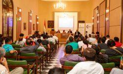 Con gran éxito se llevó a cabo el primer día del Conversatorio sobre los 150 años de Cerro Corá imagen