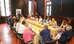 Sesión de la Comisión Nacional de Conmemoración del Año Internacional de las Lenguas Indígenas
